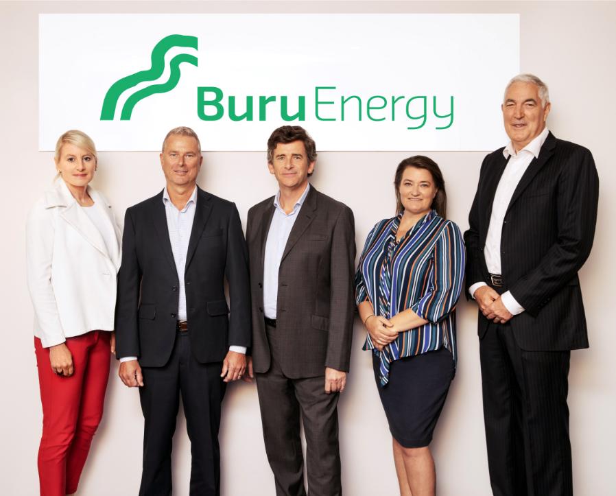 Board of Directors Buru Energy